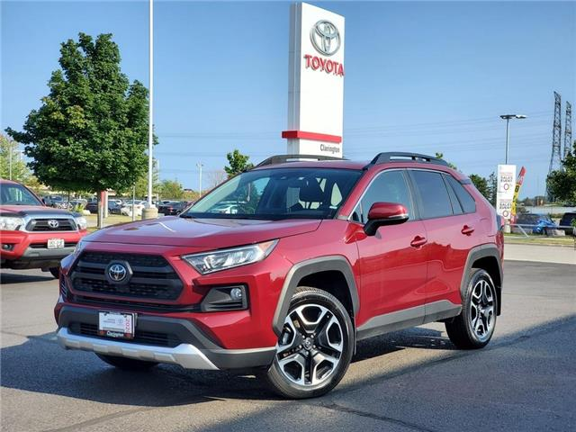 2020 Toyota RAV4 Trail (Stk: P2761) in Bowmanville - Image 1 of 28