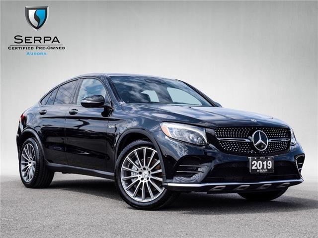 2019 Mercedes-Benz AMG GLC 43 Base (Stk: P1550) in Aurora - Image 1 of 25