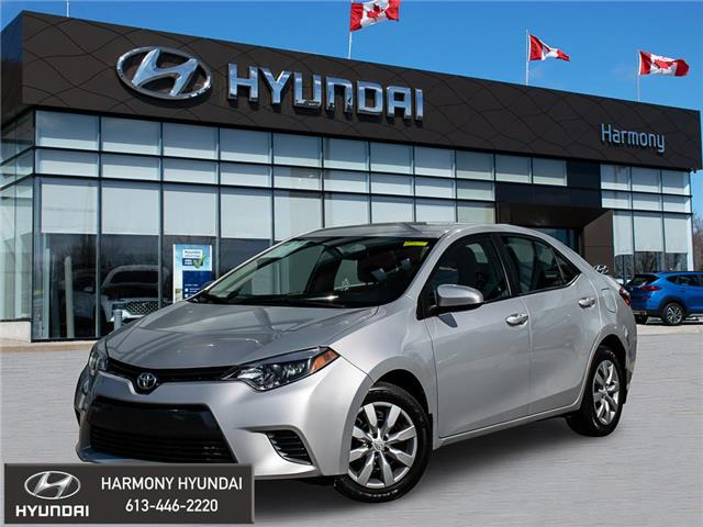 2015 Toyota Corolla LE (Stk: P873A) in Rockland - Image 1 of 28