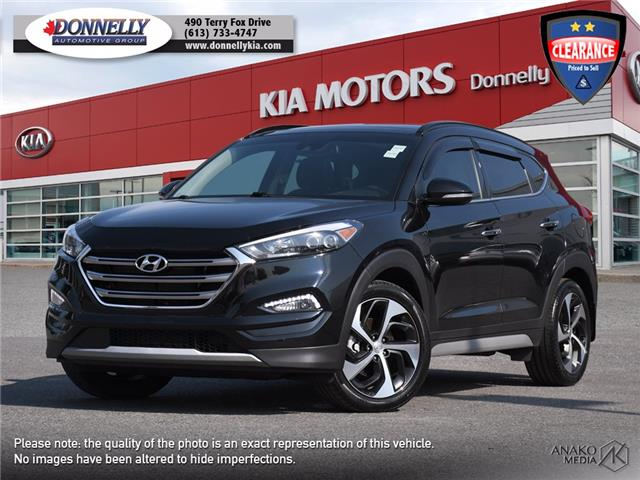 2018 Hyundai Tucson Ultimate 1.6T (Stk: KU2570) in Ottawa - Image 1 of 30