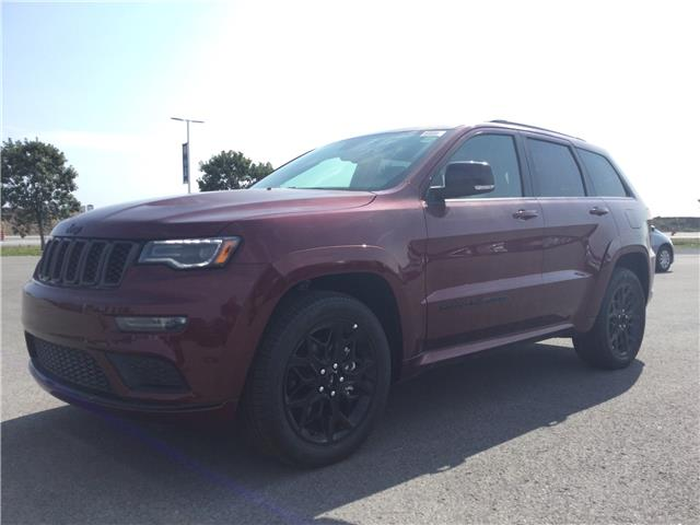 2021 Jeep Grand Cherokee Limited (Stk: M00423) in Kanata - Image 1 of 26