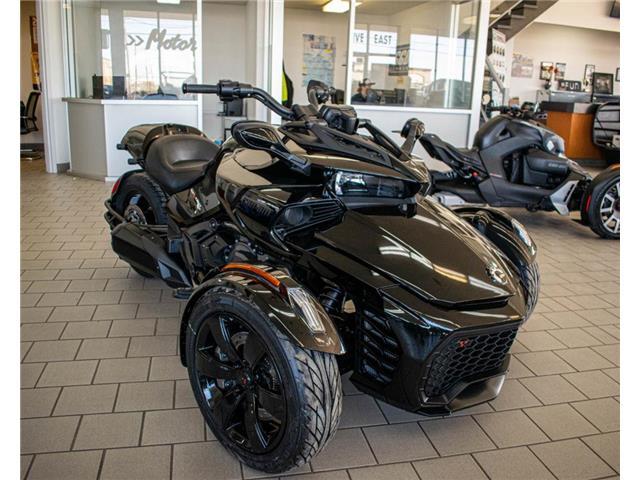 New 2021 Can-Am Spyder® F3 SE6   - Saskatoon - FFUN Motorsports Saskatoon