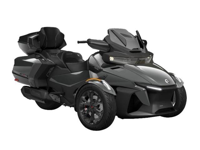 New 2021 Can-Am Spyder® RT Limited Dark   - Saskatoon - FFUN Motorsports Saskatoon
