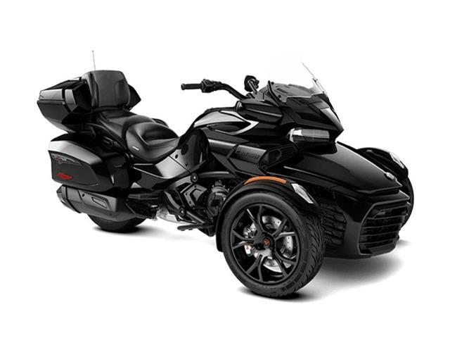 New 2021 Can-Am Spyder® F3 Limited Dark   - Saskatoon - FFUN Motorsports Saskatoon