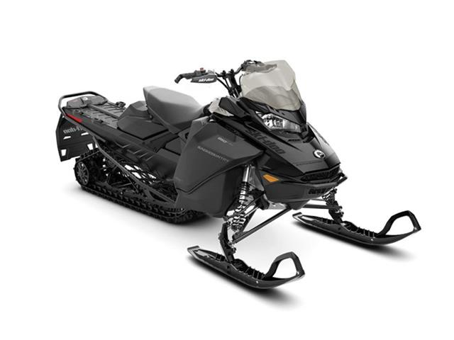 New 2022 Ski-Doo Backcountry™ Rotax® 850 E-TEC® 146 Black   - Saskatoon - FFUN Motorsports Saskatoon