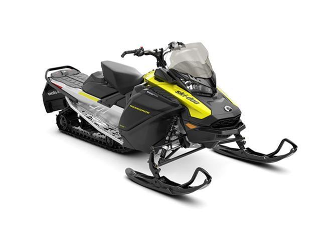 Used 2021 Ski-Doo Renegade   - Saskatoon - FFUN Motorsports Saskatoon
