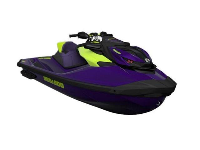 New 2021 Sea-Doo RXP®-X® 300 IBR & Sound System Midnight Purple   - Saskatoon - FFUN Motorsports Saskatoon