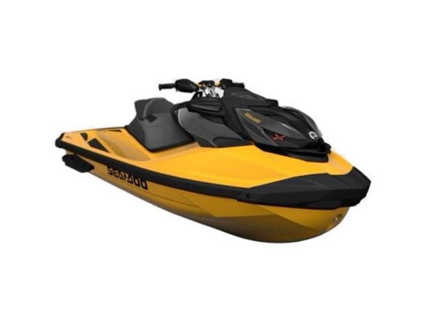 New 2021 Sea-Doo RXP®-X® 300 IBR Millenium Yellow   - Saskatoon - FFUN Motorsports Saskatoon