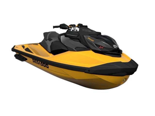 New 2021 Sea-Doo RXP®-X® 300 IBR & Sound System Millenium Yellow   - Saskatoon - FFUN Motorsports Saskatoon