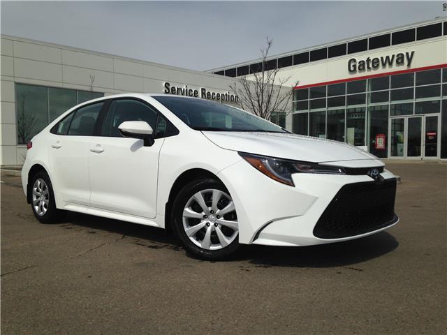 2022 Toyota Corolla LE (Stk: 37106) in Edmonton - Image 1 of 29