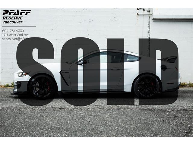 2017 Ford Shelby GT350 Base (Stk: VU0608AA) in Vancouver - Image 1 of 22