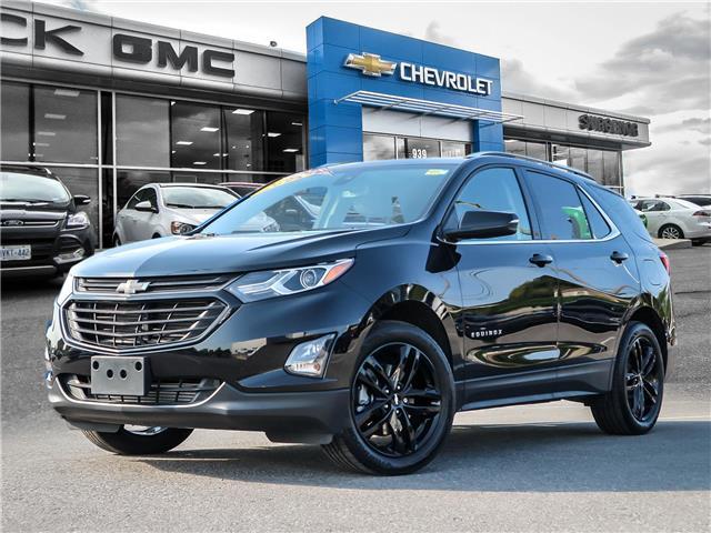 2020 Chevrolet Equinox LT (Stk: R10973A) in Ottawa - Image 1 of 31
