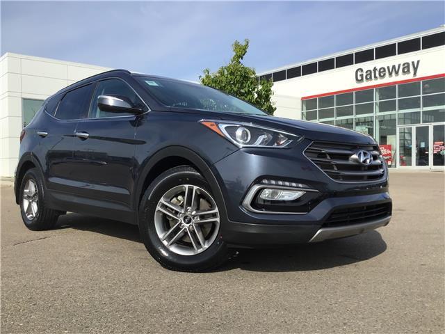 2017 Hyundai Santa Fe Sport 2.4 SE 5XYZUDLB5HG484284 35855A in Edmonton