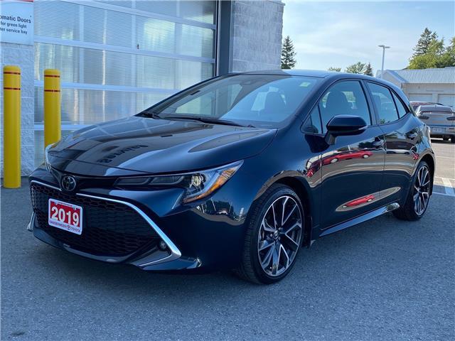 2019 Toyota Corolla Hatchback Base (Stk: W5439) in Cobourg - Image 1 of 26
