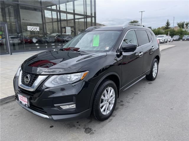 2018 Nissan Rogue SV (Stk: T22001A) in Kamloops - Image 1 of 24