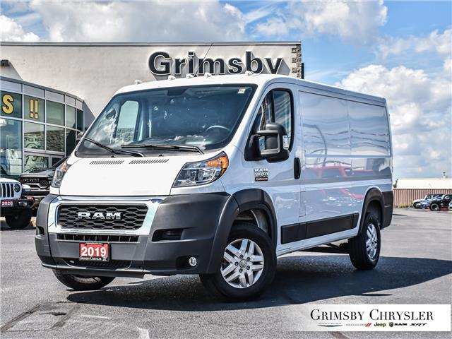 2019 RAM ProMaster 1500 Low Roof (Stk: U5247) in Grimsby - Image 1 of 31
