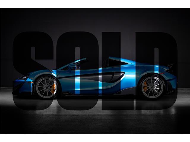 2020 McLaren 600LT Spider  (Stk: ) in Woodbridge - Image 1 of 20