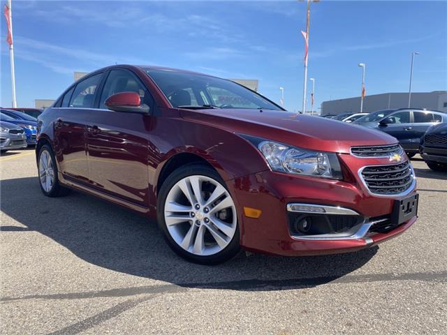 2016 Chevrolet Cruze Limited 2LT 1G1PF5SB5G7107936 P4988 in Saskatoon