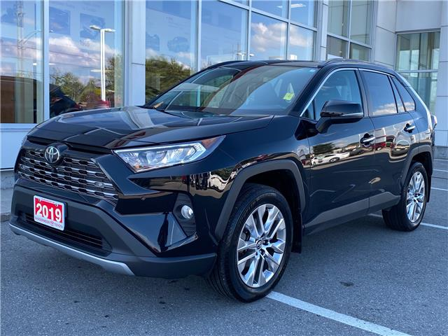 2019 Toyota RAV4 Limited (Stk: TX295A) in Cobourg - Image 1 of 29
