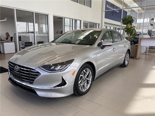 2020 Hyundai Sonata Preferred (Stk: F0528) in Saskatoon - Image 1 of 18