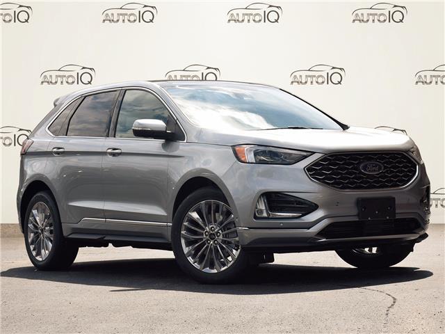2021 Ford Edge Titanium (Stk: EDD026) in Waterloo - Image 1 of 30