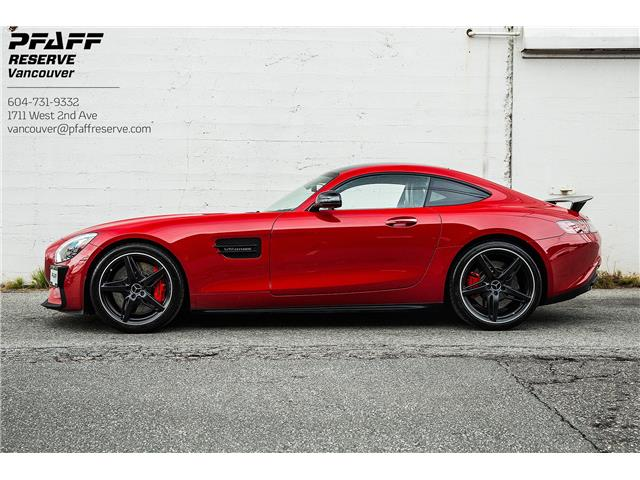 2017 Mercedes-Benz AMG GT S (Stk: VU0654A) in Vancouver - Image 1 of 18