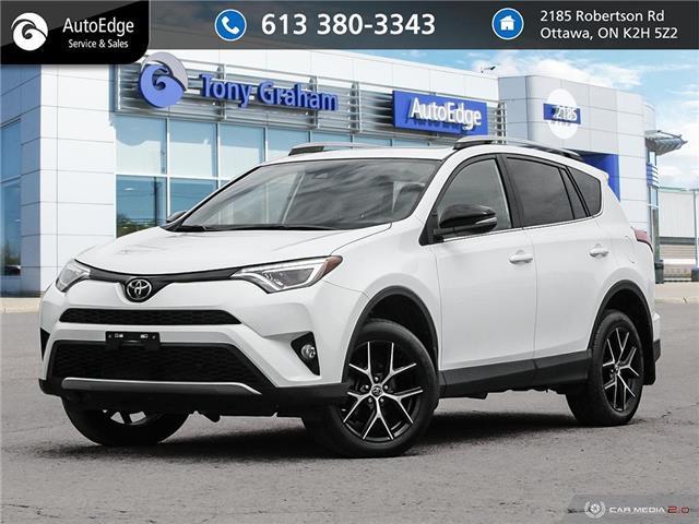 2018 Toyota RAV4 SE (Stk: A0848) in Ottawa - Image 1 of 27