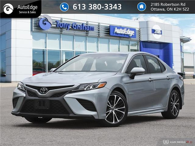 2018 Toyota Camry SE (Stk: A0860) in Ottawa - Image 1 of 27