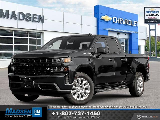 2021 Chevrolet Silverado 1500 Custom (Stk: 21436) in Sioux Lookout - Image 1 of 23