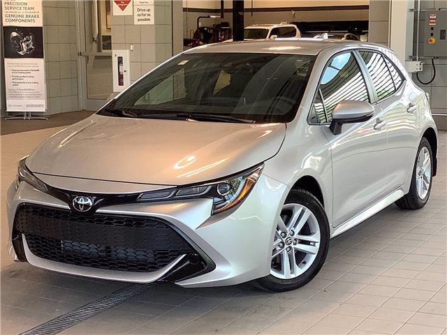 2021 Toyota Corolla Hatchback Base (Stk: 23190) in Kingston - Image 1 of 26