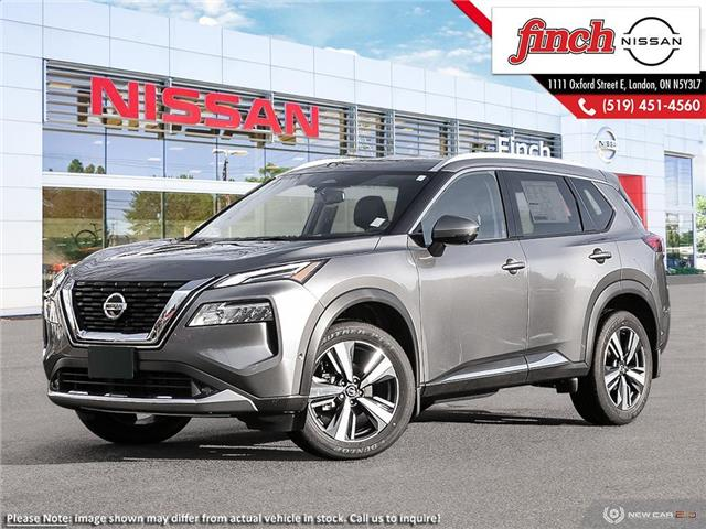 2021 Nissan Rogue Platinum (Stk: 23817) in London - Image 1 of 22