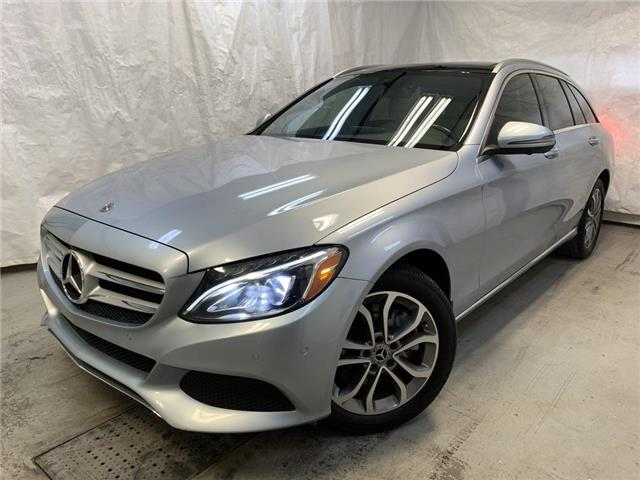 2018 Mercedes-Benz C-Class Base (Stk: E3859) in Salaberry-de-Valleyfield - Image 1 of 27