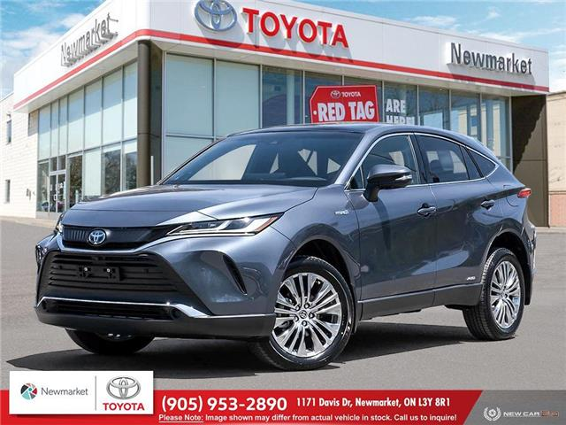 2021 Toyota Venza Limited (Stk: 36536) in Newmarket - Image 1 of 23