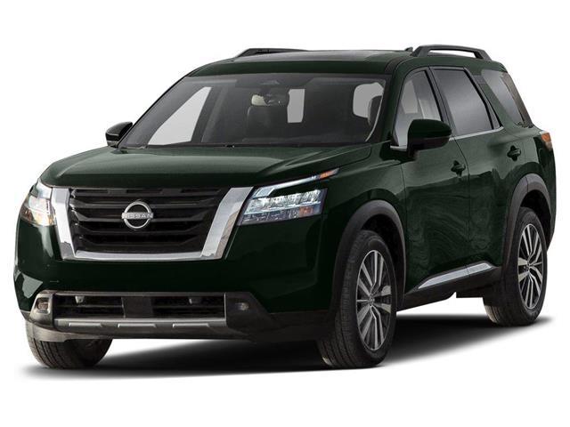 2022 Nissan Pathfinder Platinum (Stk: 5071) in Collingwood - Image 1 of 3