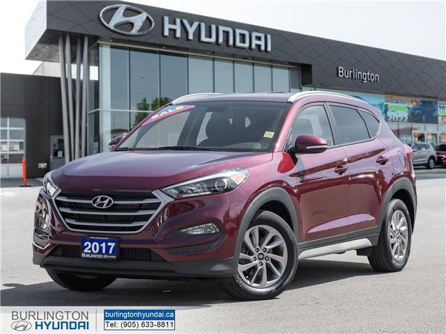 2017 Hyundai Tucson Premium (Stk: N3204A) in Burlington - Image 1 of 23