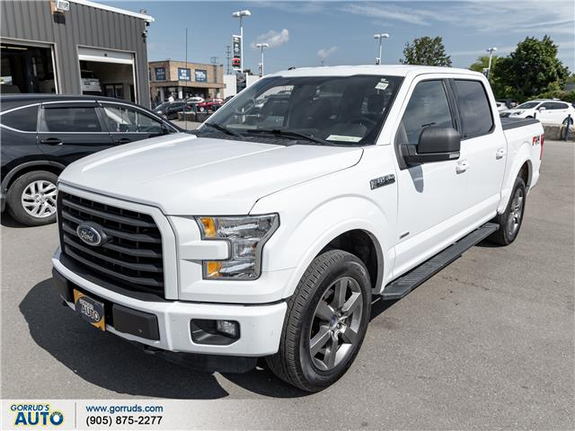 2015 Ford F-150 XLT (Stk: E18782) in Milton - Image 1 of 6