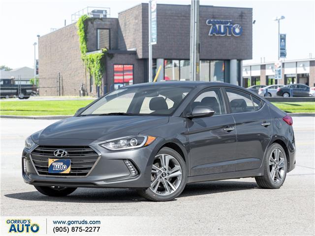 2017 Hyundai Elantra Limited (Stk: 126315) in Milton - Image 1 of 25
