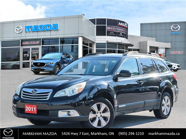 2011 Subaru Outback 3.6 R Limited Package (Stk: N210742A) in Markham - Image 1 of 30