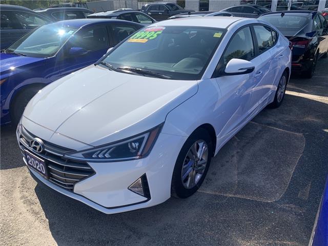 2020 Hyundai Elantra Preferred (Stk: 104742) in Smiths Falls - Image 1 of 1