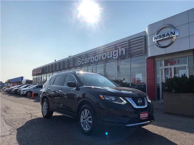 2020 Nissan Rogue S (Stk: Y21139A) in Scarborough - Image 1 of 14