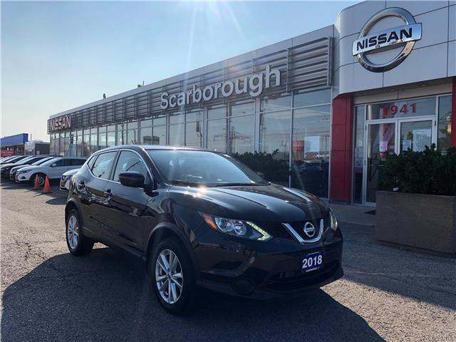 2018 Nissan Qashqai S (Stk: Y21143A) in Scarborough - Image 1 of 13