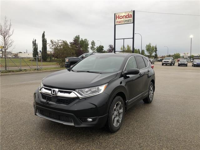 2019 Honda CR-V EX (Stk: H14-5466A) in Grande Prairie - Image 1 of 21