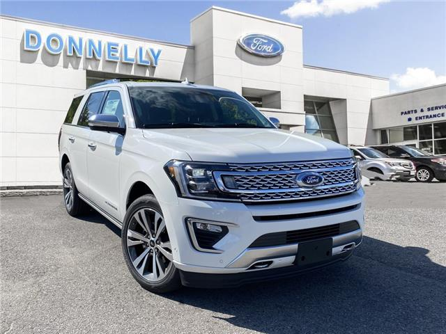 2021 Ford Expedition Platinum (Stk: DV846) in Ottawa - Image 1 of 30