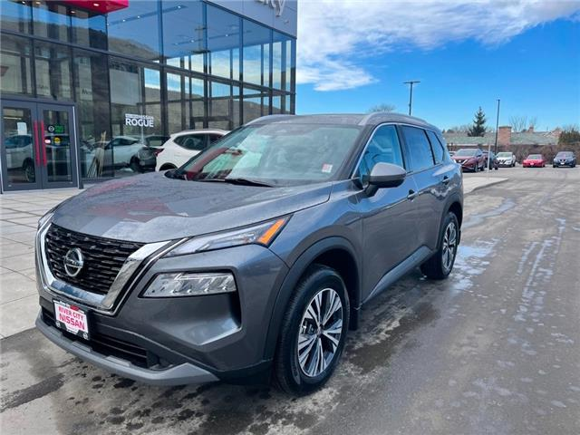 2021 Nissan Rogue SV (Stk: T21246A) in Kamloops - Image 1 of 22