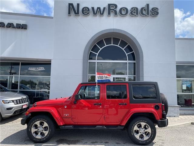 2016 Jeep Wrangler Unlimited Sahara (Stk: 25749T) in Newmarket - Image 1 of 13