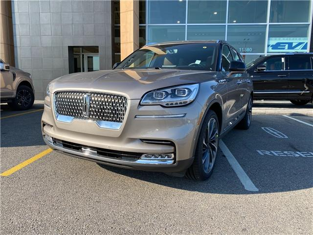 2021 Lincoln Aviator Reserve (Stk: M-1119) in Calgary - Image 1 of 8