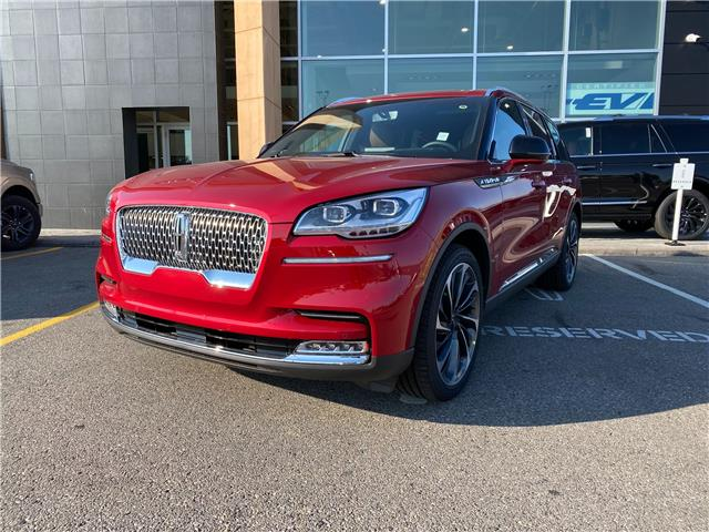2021 Lincoln Aviator Reserve (Stk: M-1270) in Calgary - Image 1 of 8