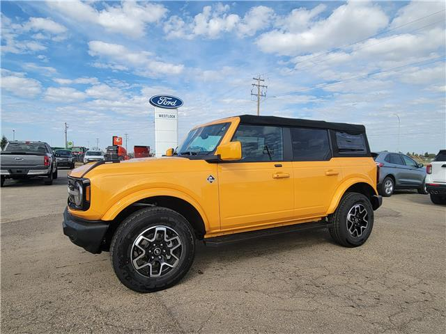 2021 Ford Bronco Outer Banks (Stk: 21222) in Westlock - Image 1 of 17