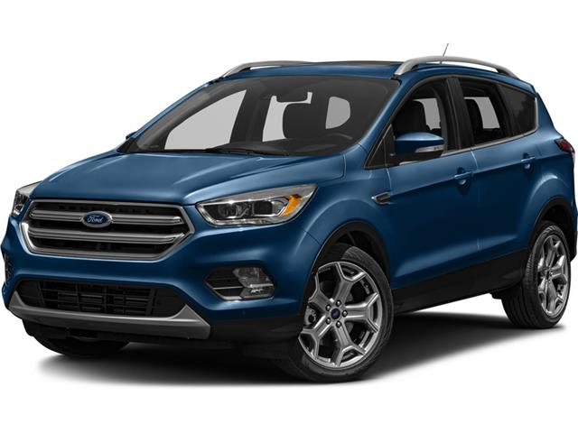 2018 Ford Escape Titanium (Stk: MC101003A) in Whitehorse - Image 1 of 1