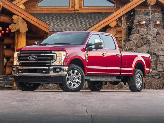 2022 Ford F-350 Platinum (Stk: 22005) in Wilkie - Image 1 of 6